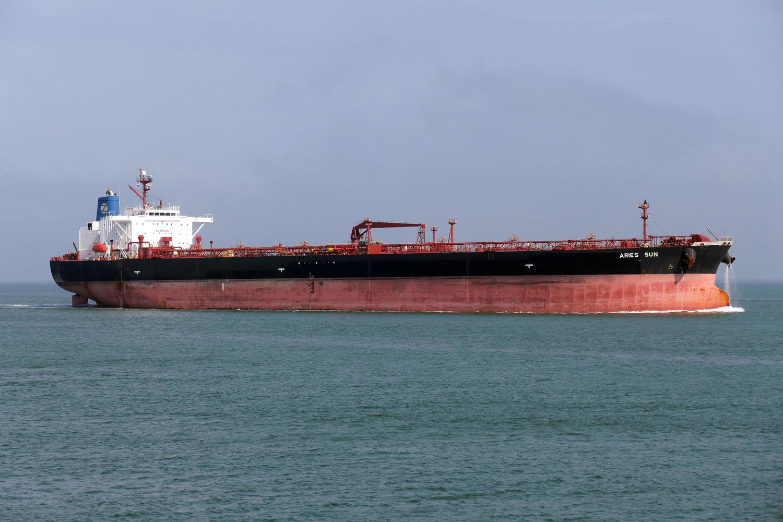 Нефтеналивной танкер компании Zodiac Maritime