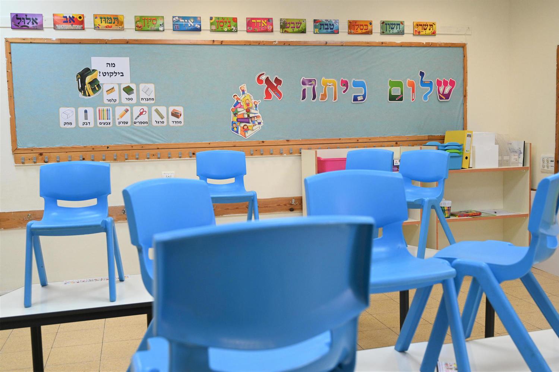 школа в Кацрине