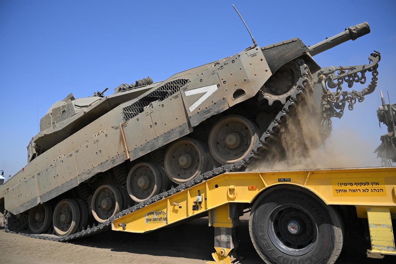 ЦАХАЛ усиливает войска на границе с сектором Газы