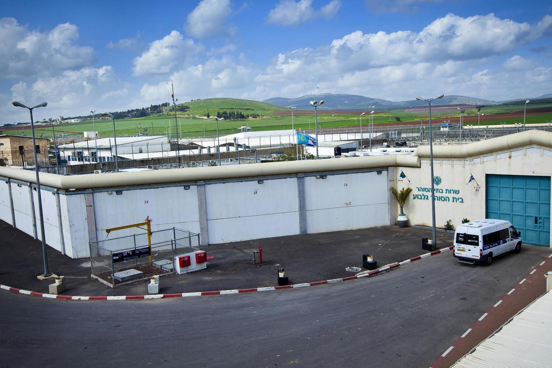 Из тюрьмы «Гильбоа» сбежали 6 палестинских заключенных