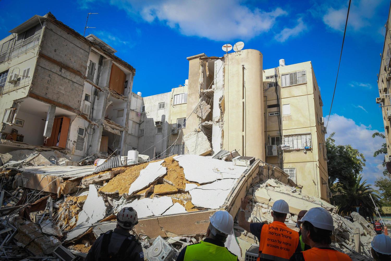 руины дома на улице Серлина