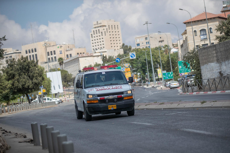на улице Иерусалима, 16 сентября