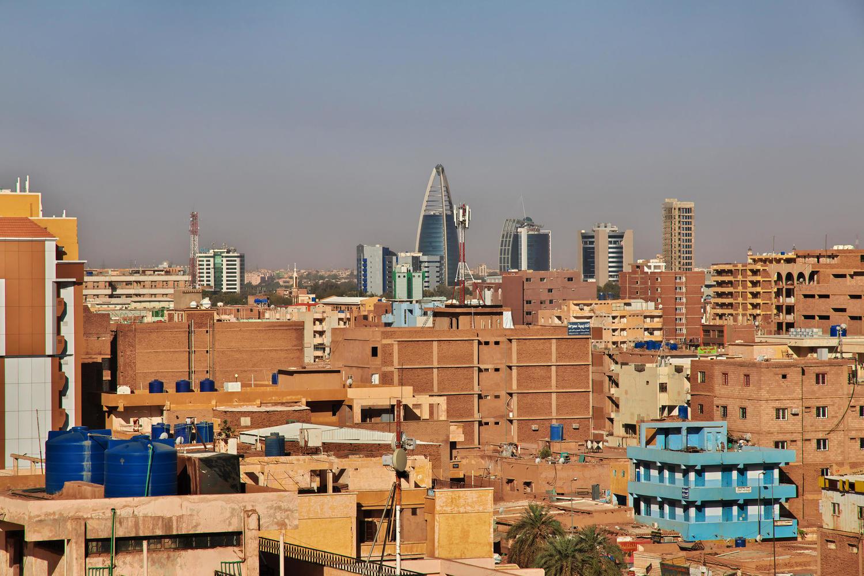 Хартум, столица Судана.