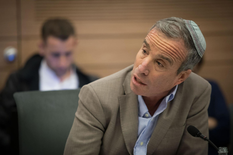 министр разведки Элазар Штерн