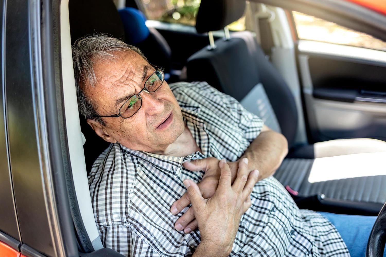 «Ор Ярок»: люди старше 65 лет в два раза чаще погибают в ДТП