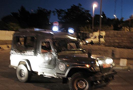 Иерусалим: в ночной погоне застрелен угонщик автомобилей