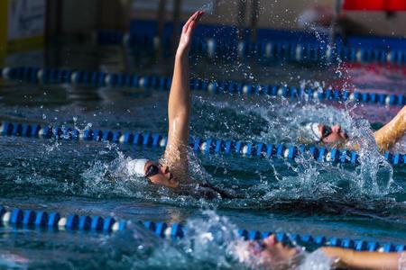 Анастасия Горбенко — первая израильская пловчиха, вышедшая в финал Олимпиады