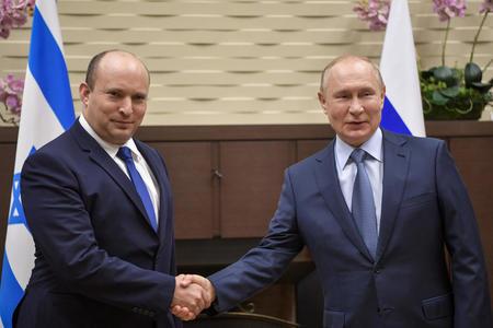 Зеэв Элькин рассказал о результатах встречи Беннета с Путиным