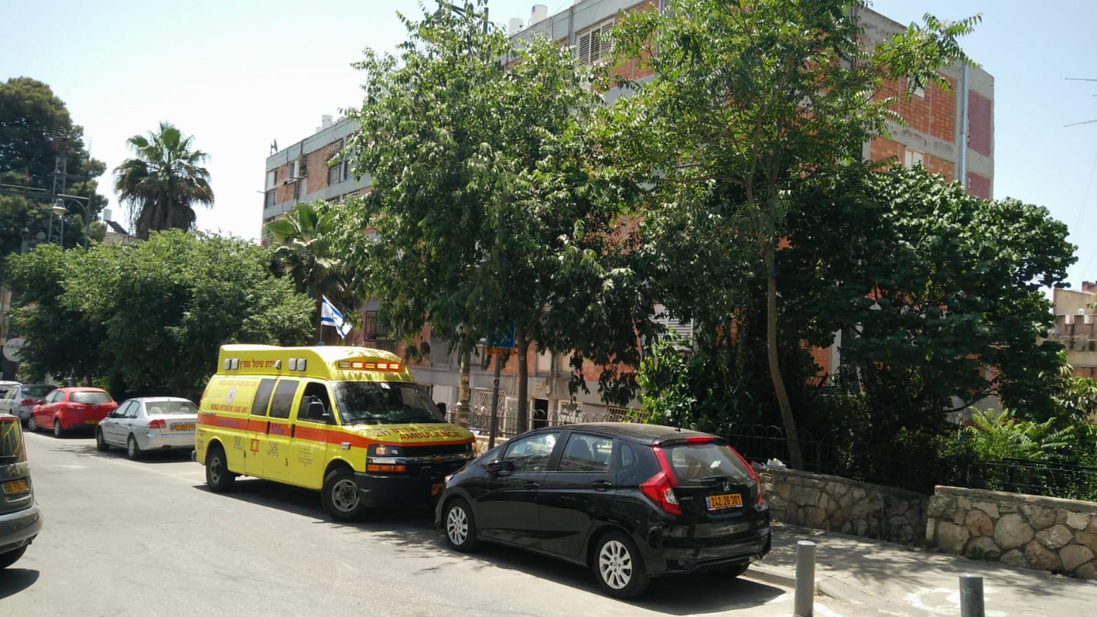 В Иерусалиме ножом зарезан 60-летний мужчина, подозреваемый задержан
