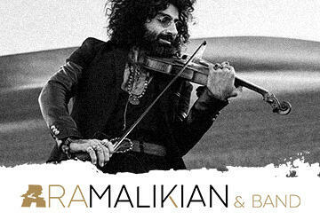 Ara Malikian & Band