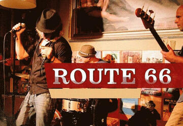 Концерт — Route 66 Blues Band