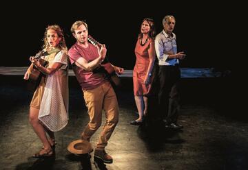 תיאטרון קרוב - אחת מעשר - סאטירה חברתית