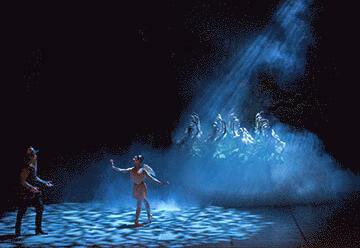 Jaffa Fest - תיאטרון Yacobson Ballet - דון קיחוטה