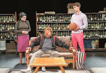 תיאטרון קרוב -אדון בקבוק