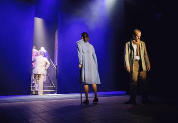 תיאטרון הבימה - הבגידה