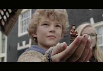 סדנת קולנוע יומית לילדים - קסם המסך הירוק