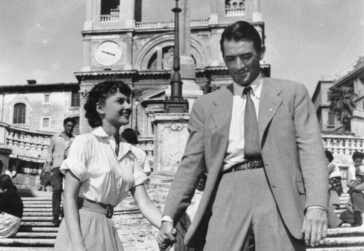 מועדון הסרט הטוב - חופשה ברומא