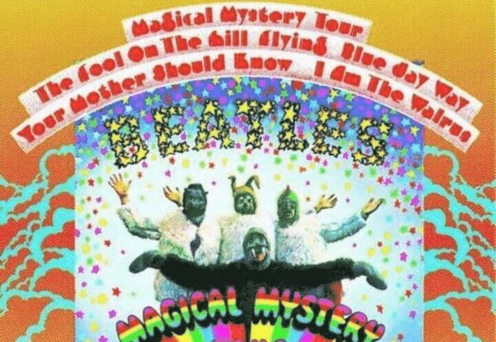 Академия Битлз — The Magical Mystery Tour