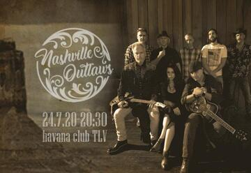 Группа Нэшвилл Outlaws — Nashville Outlaws