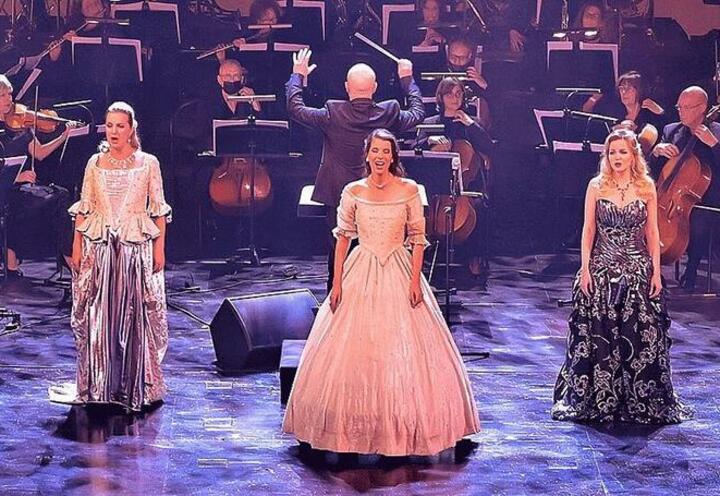 האופרה הישראלית - הסופרניות