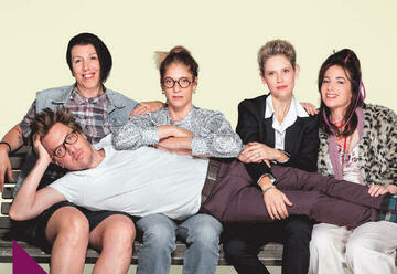 תיאטרון בית ליסין - ארבע אימהות