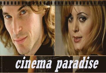 Cinema-Paradise - מוסיקה מהסרטים