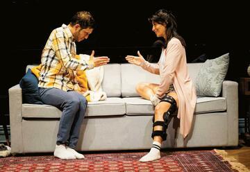 תיאטרון בית ליסין – שיעור ריקוד