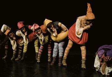 שלגיה ושבעת הגמדים - להקת הפלמנקו הישראלית