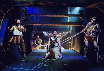 תיאטרון גשר - מסעות אודיסאוס