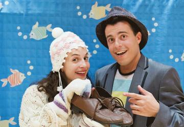 תיאטרון אורנה פורת - הנעליים של אדון סימון