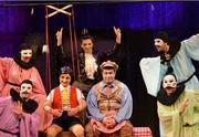 תיאטרון ארצי לילדים ונוער - פינוקיו דל'ארטה