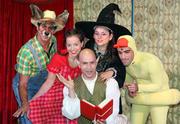 התיאטרון שלנו - רונן בארץ הסיפורים