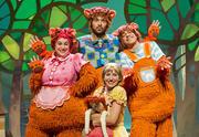 תיאטרון אורנה פורת - זהבה ושלושת הדובים
