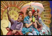 תיאטרון אורנה פורת - פרצוף חמוץ