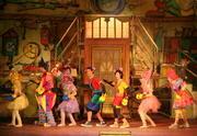 תיאטרון נדנדה - חגיגת השירים של דתיה בן דור