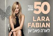 Лара Фабиан — Lara Fabian — World Tour 50
