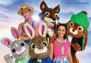 Израильский детский театр — Кролик Питер