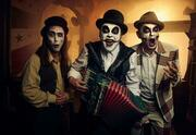 Tiger Lillies в Израиле!